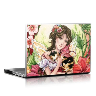 Laptop Skin - Hibiscus Fairy