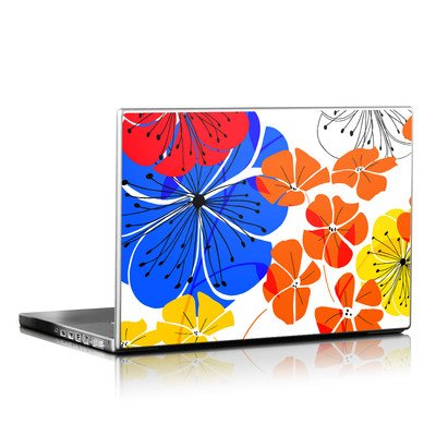 Laptop Skin - Hibiscus Dance