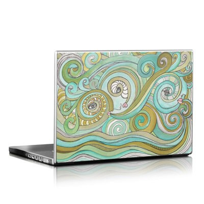 Laptop Skin - Honeydew Ocean