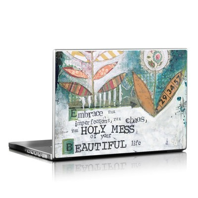Laptop Skin - Holy Mess