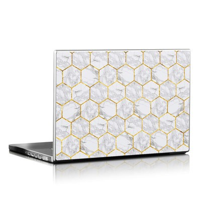 Laptop Skin - Honey Marble