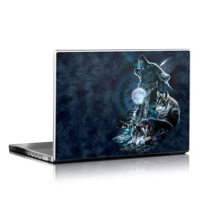 Laptop Skin - Howling