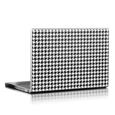 Laptop Skin - Houndstooth