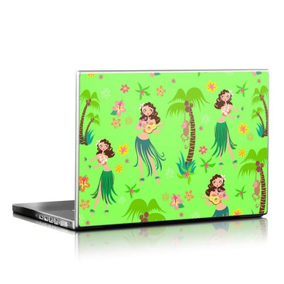 Laptop Skin - Hula Honey