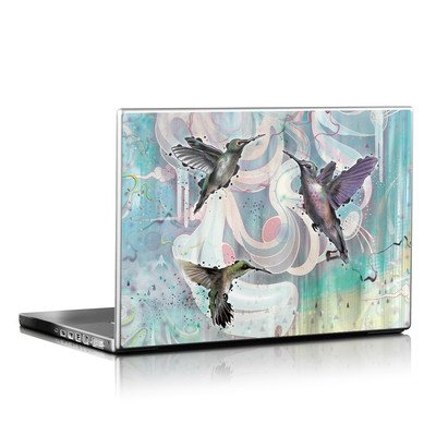 Laptop Skin - Hummingbirds