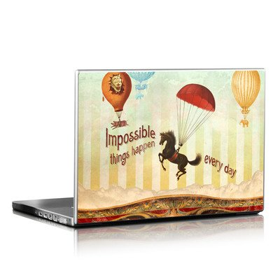 Laptop Skin - Impossible