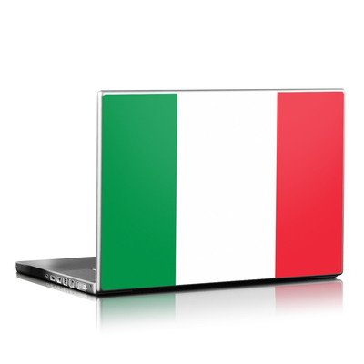 Laptop Skin - Italian Flag