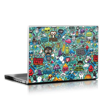 Laptop Skin - Jewel Thief