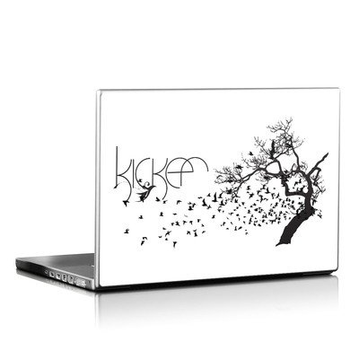 Laptop Skin - KICKER Birds