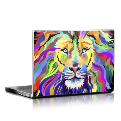 Laptop Skin - King of Technicolor