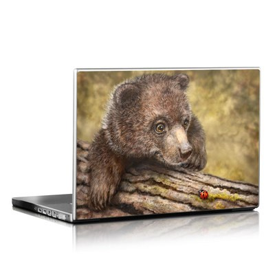 Laptop Skin - Kodiak Cub