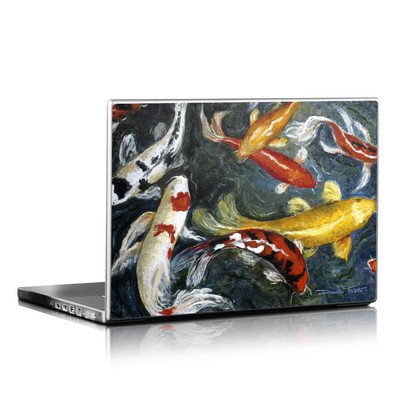 Laptop Skin - Koi's Happiness
