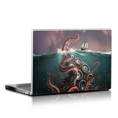 Laptop Skin - Kraken