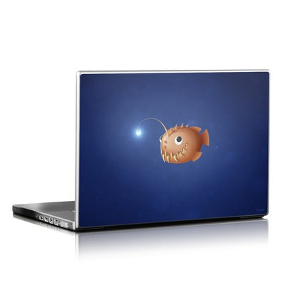 Laptop Skin - Little Anglerfish