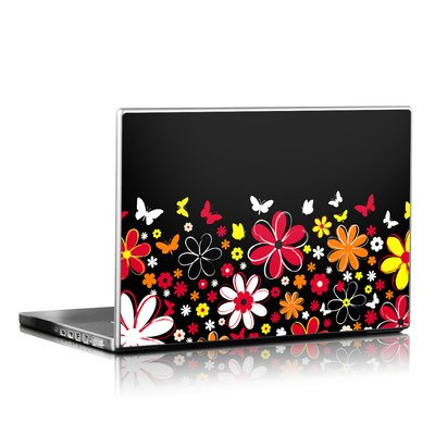 Laptop Skin - Laurie's Garden
