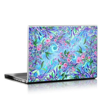 Laptop Skin - Lavender Flowers