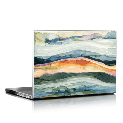 Laptop Skin - Layered Earth