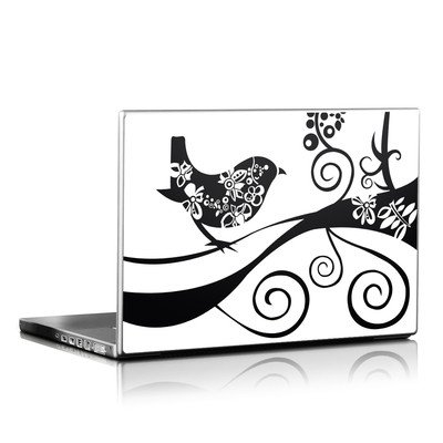 Laptop Skin - Little Curly