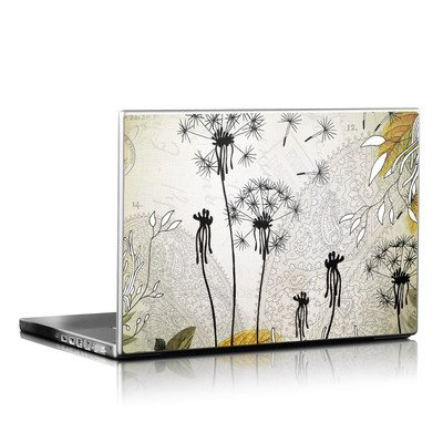 Laptop Skin - Little Dandelion