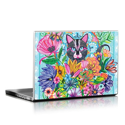 Laptop Skin - Le Chat