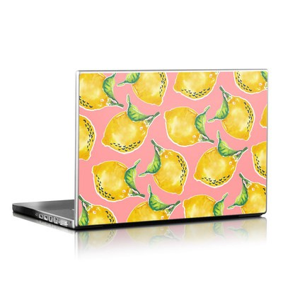 Laptop Skin - Lemon