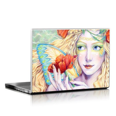Laptop Skin - Light of the Poppy