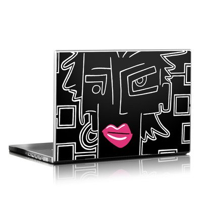 Laptop Skin - Lip Service