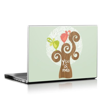 Laptop Skin - Two Little Birds
