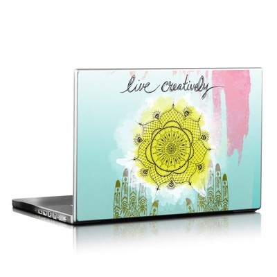 Laptop Skin - Live Creative
