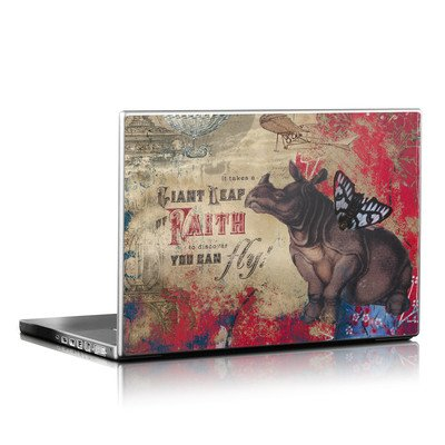 Laptop Skin - Leap Of Faith