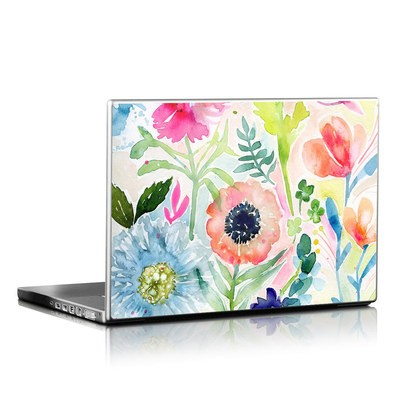 Laptop Skin - Loose Flowers