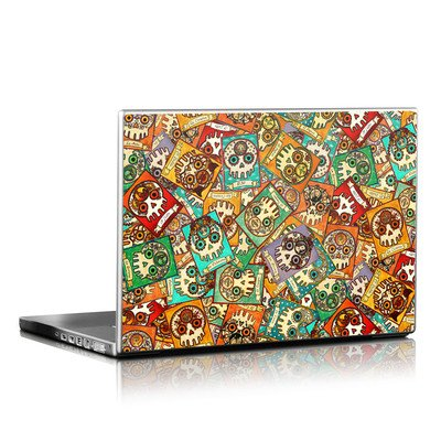 Laptop Skin - Loteria Scatter