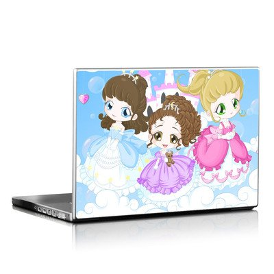 Laptop Skin - Little Princesses