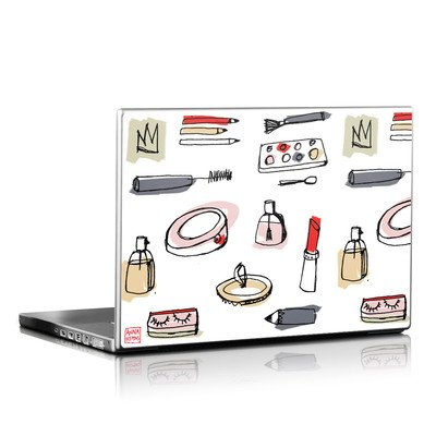Laptop Skin - Makeup