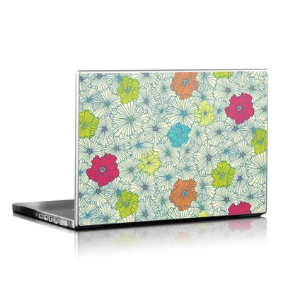Laptop Skin - May Flowers