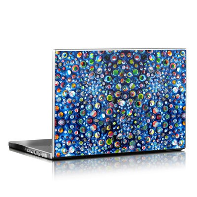 Laptop Skin - My Blue Heaven