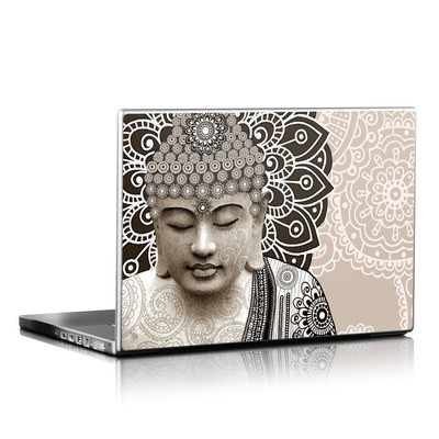 Laptop Skin - Meditation Mehndi