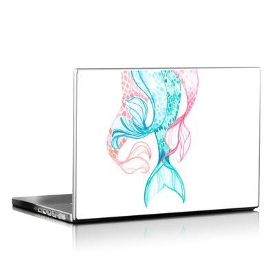 Laptop Skin - Mermaid Tails