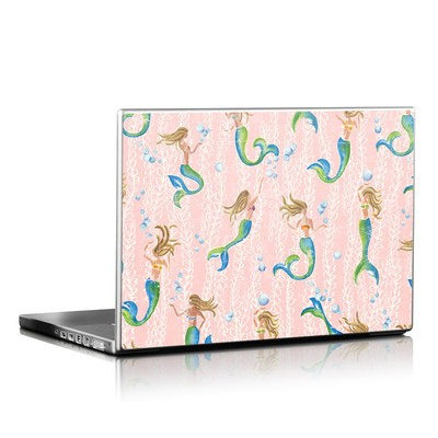 Laptop Skin - Mermaid Wish