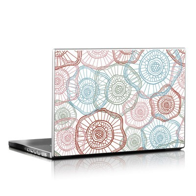 Laptop Skin - Micro Flowers