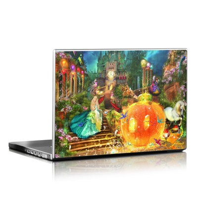 Laptop Skin - Midnight Fairytale