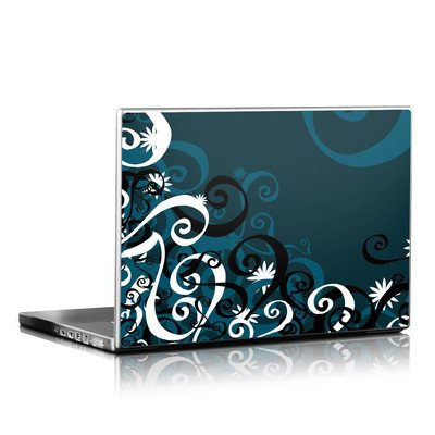Laptop Skin - Midnight Garden