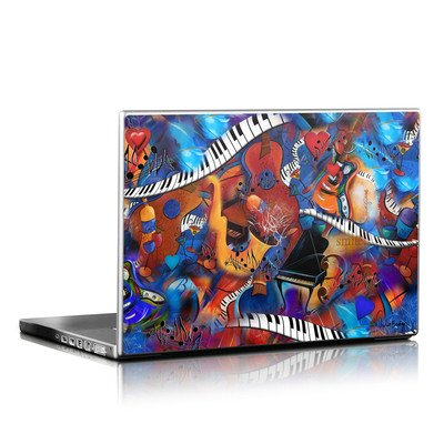 Laptop Skin - Music Madness
