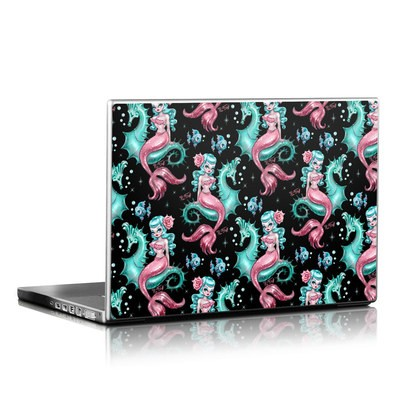 Laptop Skin - Mysterious Mermaids