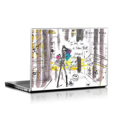 Laptop Skin - My New York Mood