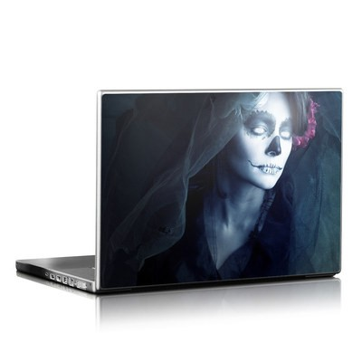 Laptop Skin - Maiden of Darkness