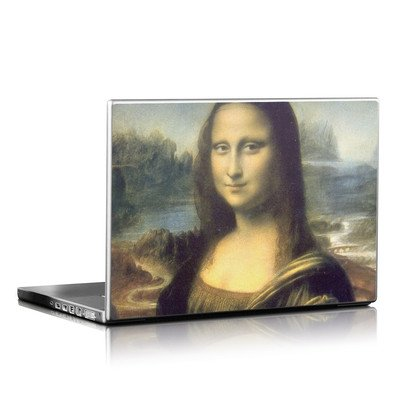 Laptop Skin - Mona Lisa
