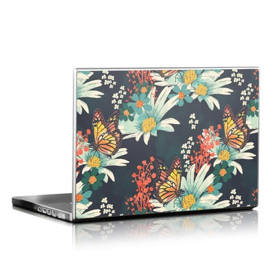 Laptop Skin - Monarch Grove