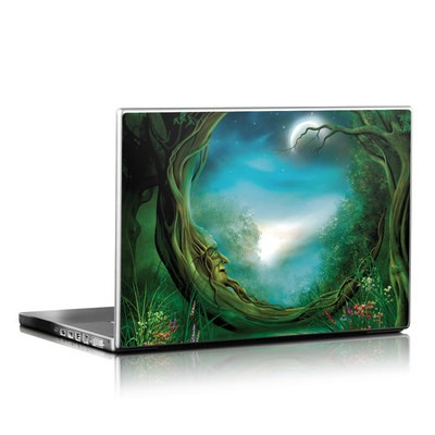 Laptop Skin - Moon Tree
