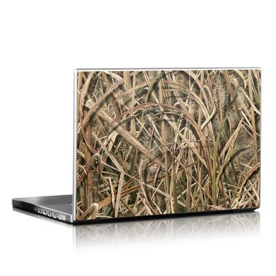Laptop Skin - Shadow Grass Blades